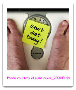 Your scale will answer Am I Overweight?