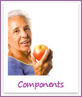 Learn the components of a healthy weight loss plan