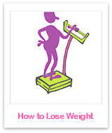 Methods for losing weight