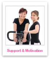 How to get support & stay motivated