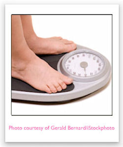 Overweight women are unhappy with their weight