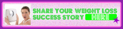 Share Your Weight Loss Success Story