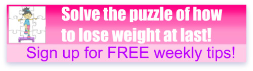 Sign up for free weekly weight loss tips