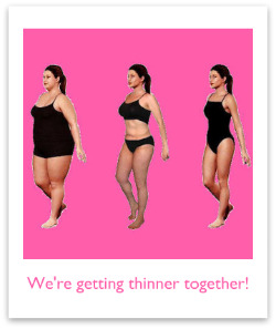 Join our weight loss community for support!