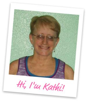 Just me, Kathi MacNaughton