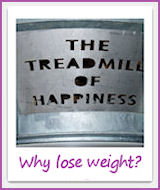 Benefits of losing weight