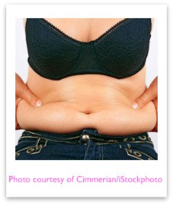 Abdominal fat is one answer to what is bmi
