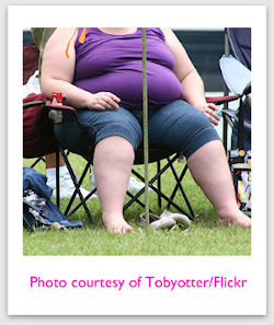 Low self esteem is one of the effects of being overweight
