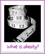 How Is Obesity Defined?