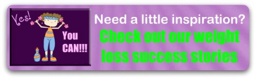 Inspirational weight loss stories
