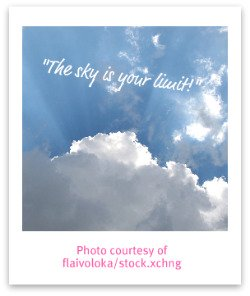 Get inspiration from others successes, quotes and affirmations
